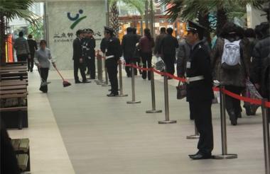 中特保-上海保安通行安检服务